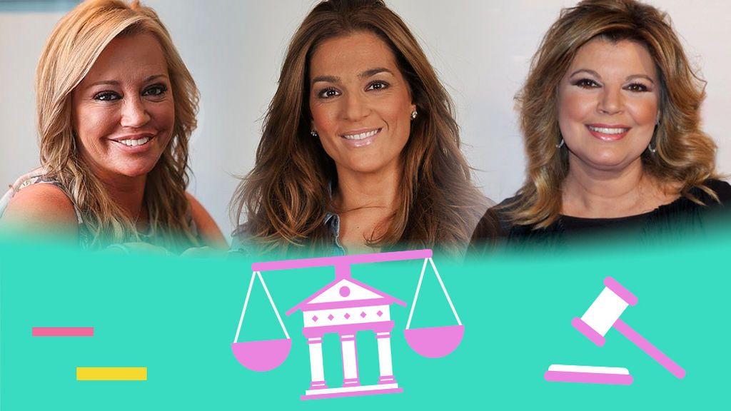 La historia de Telecinco pasa por los juzgados: Belén Esteban y otros 'epic wins'