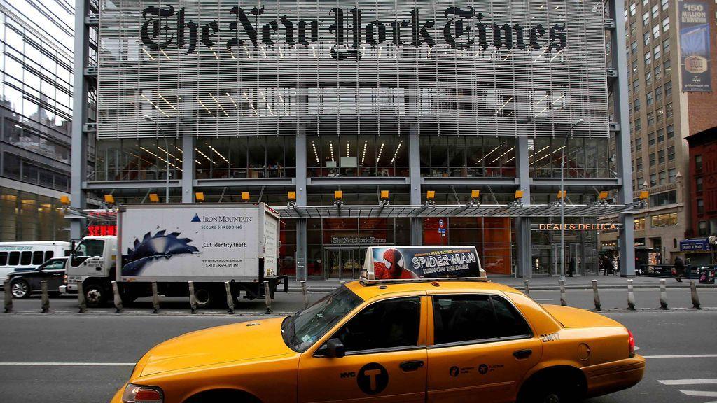 El 'The New York Times' pide al Gobierno que permita un referéndum en Cataluña