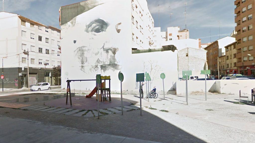 Detenido un joven en Zaragoza por agredir, supuestamente, a su pareja en la calle