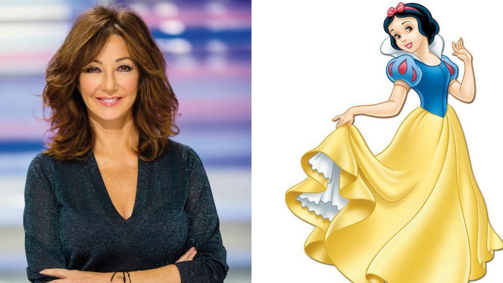 ¿Y si las caras de Mediaset fueran Princesas Disney?