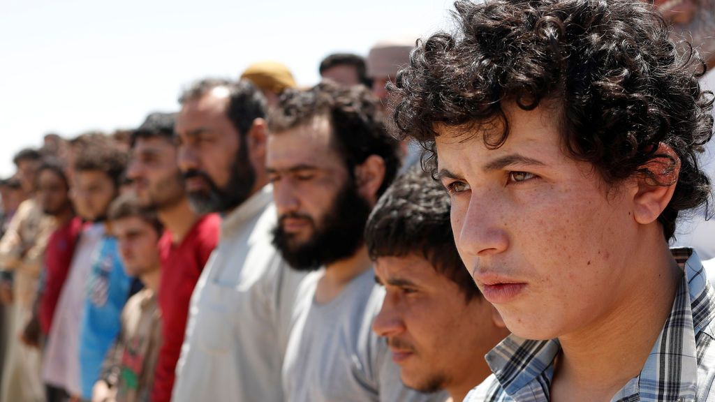 Raqqa indulta a 83 yihadistas de Estado Islámico en el final del Ramadán