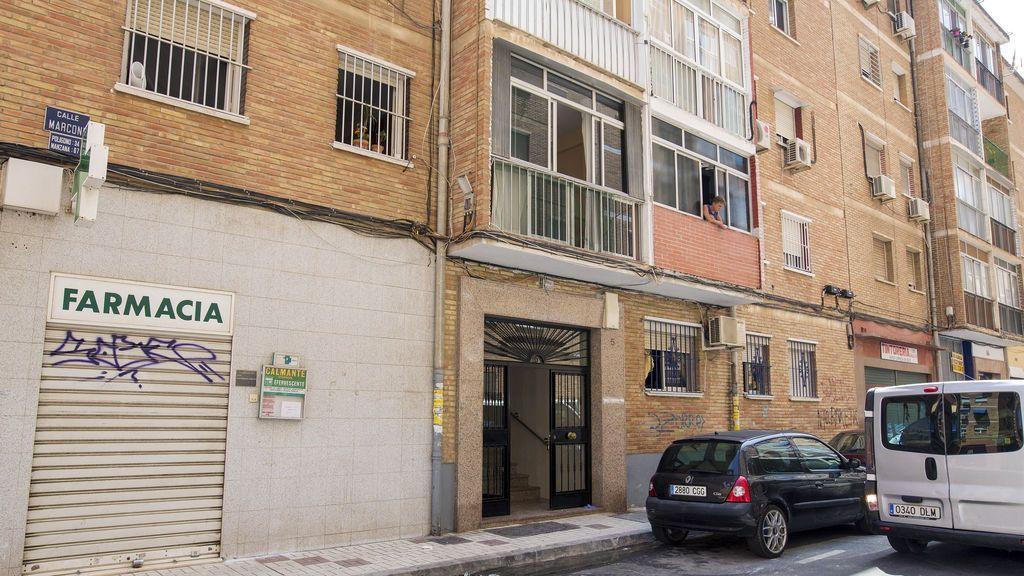 Fallece una mujer en un incendio de una vivienda en Málaga