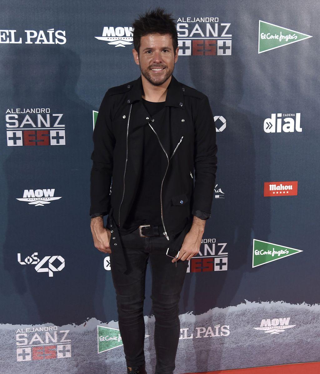 India Martínez, Pastora Soler, Juanes… ¡Nadie quiere perderse el concierto de Alejandro Sanz en Madrid!