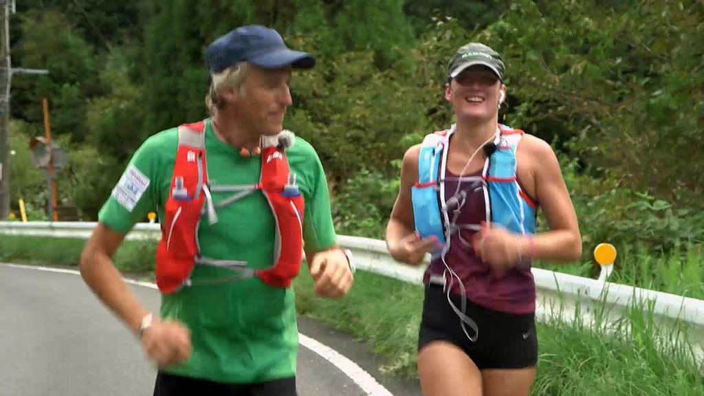 ¡No hay quién le pare! Mireia Belmonte logra correr una media maratón