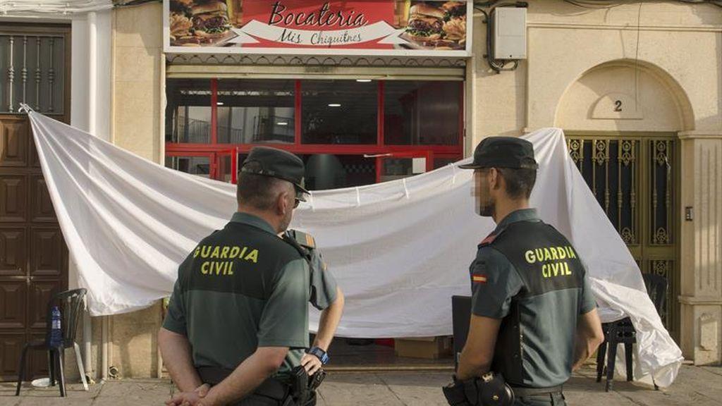 Un policía mata al dueño de una bar de Valdepeñas y después se quita la vida