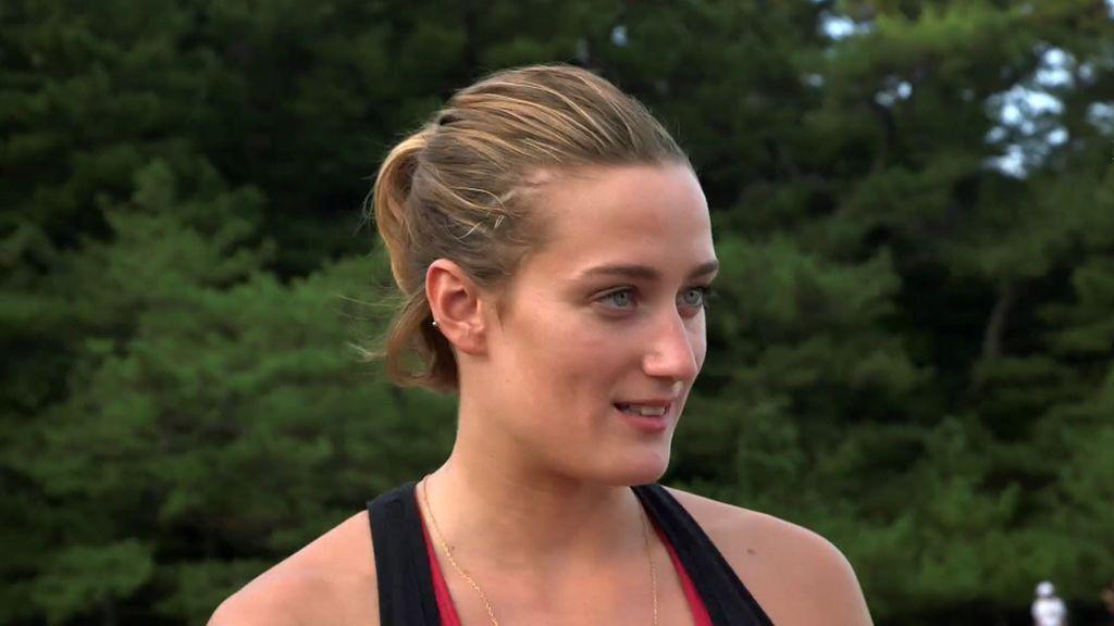 """Mireia Belmonte explica cómo funcionan los controles de doping: """"En cualquier momento pueden hacerme uno"""""""