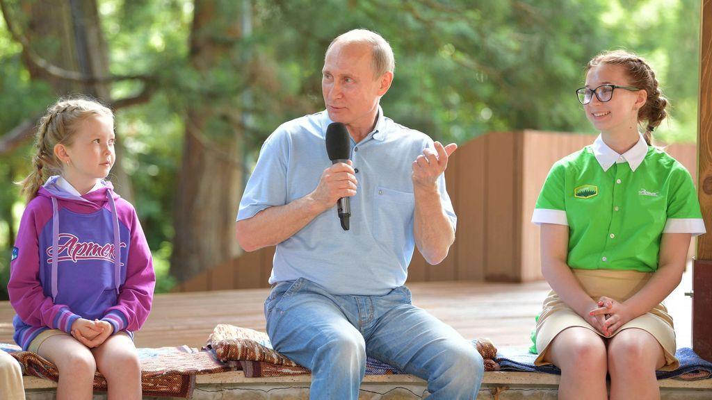 Los consejos de Putin para ser un buen periodista