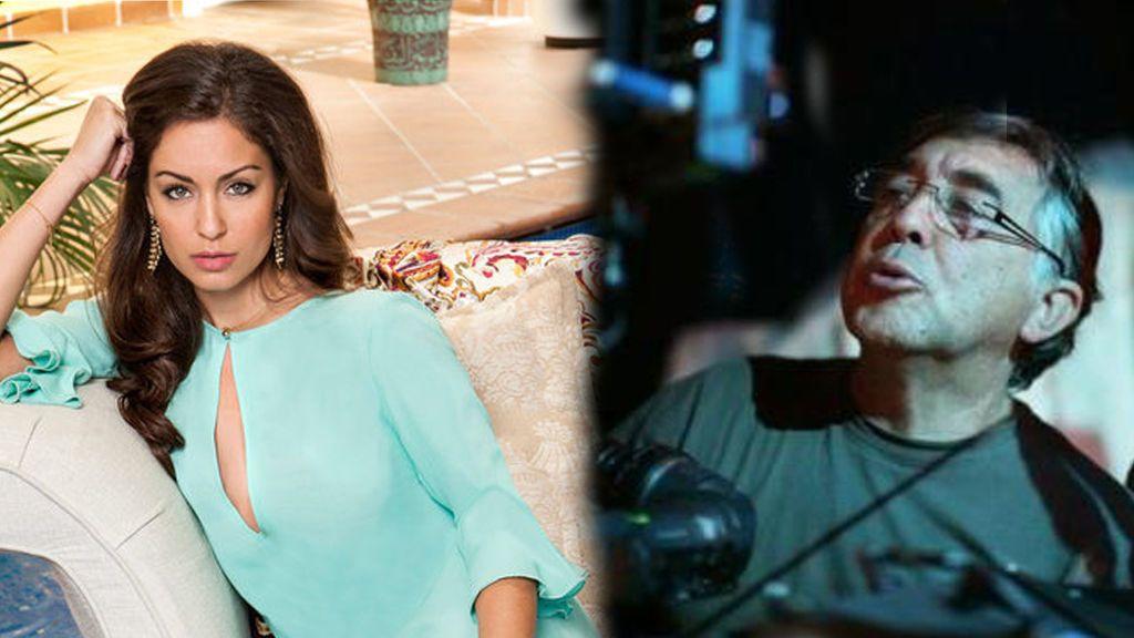 Hiba Abouk llora la pérdida de un compañero de 'El Príncipe'