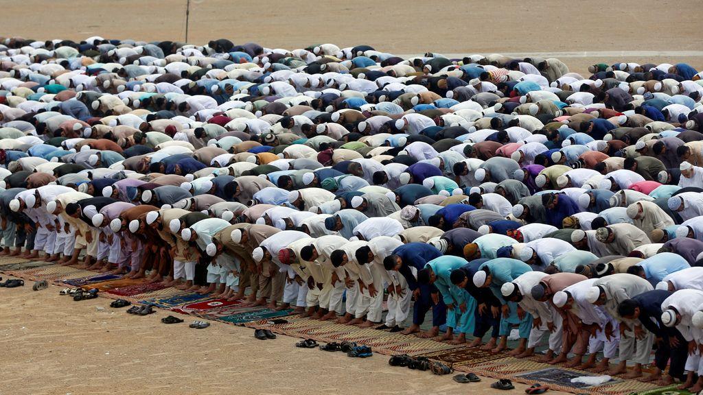 El final del Ramadán