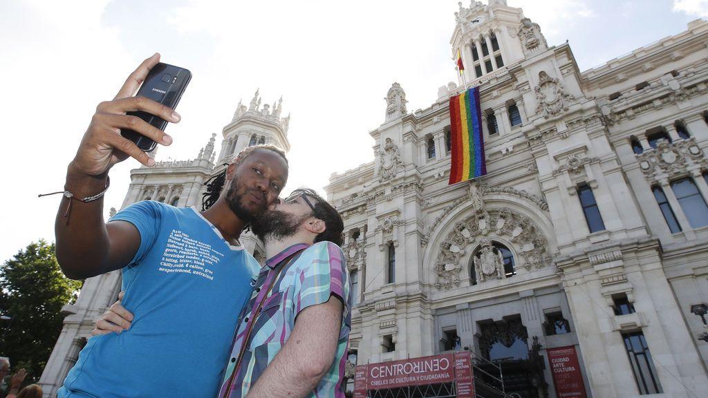 En libertad los tres neonazis que agredieron a una pareja homosexual en Madrid