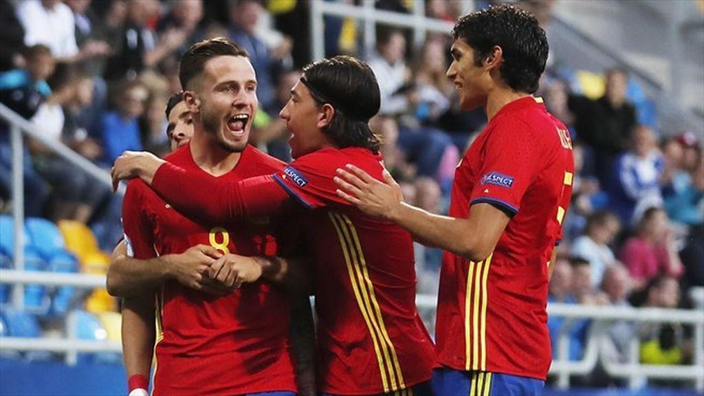 España busca la final del Europeo Sub-21 ante Italia, este martes a las 21:00h en Cuatro