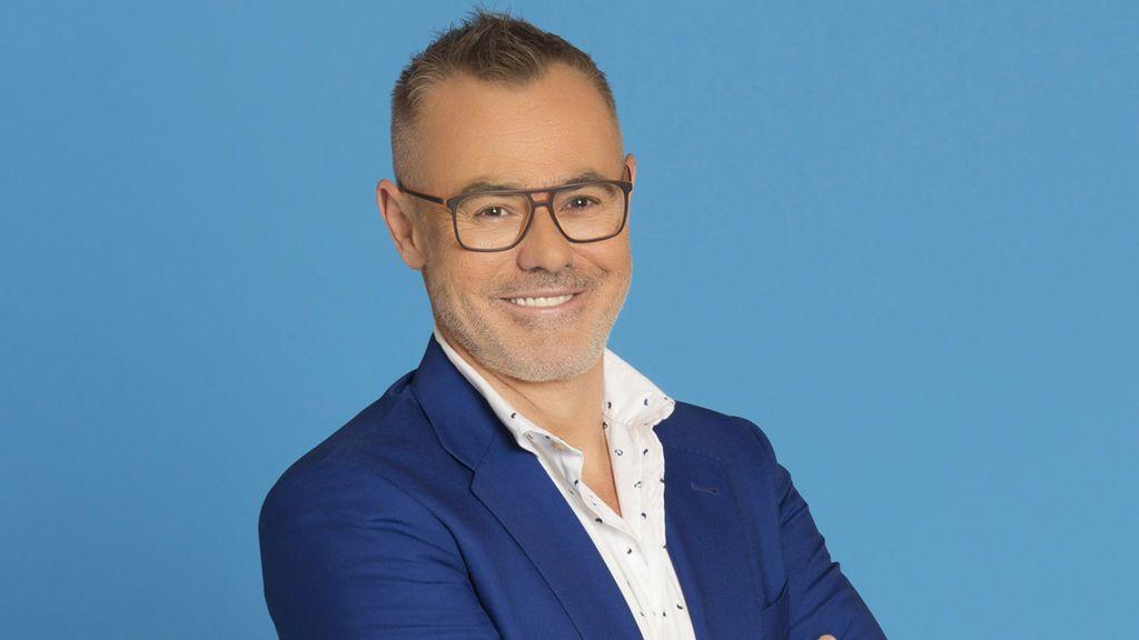 Jordi González presentará en verano un nuevo espacio de debate en el prime time de Telecinco