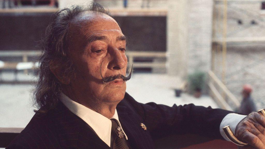 Un juez ordena exhumar el cadáver de Dalí para una prueba de paternidad