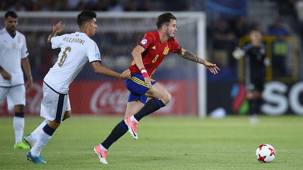 Euro Sub-21, semifinal: España-Italia