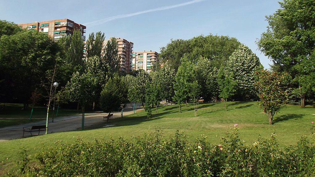 El Parque Rodríguez Sahagún en Madrid Norte