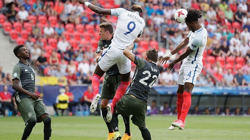 Euro Sub-21, semifinal: Inglaterra - Alemania