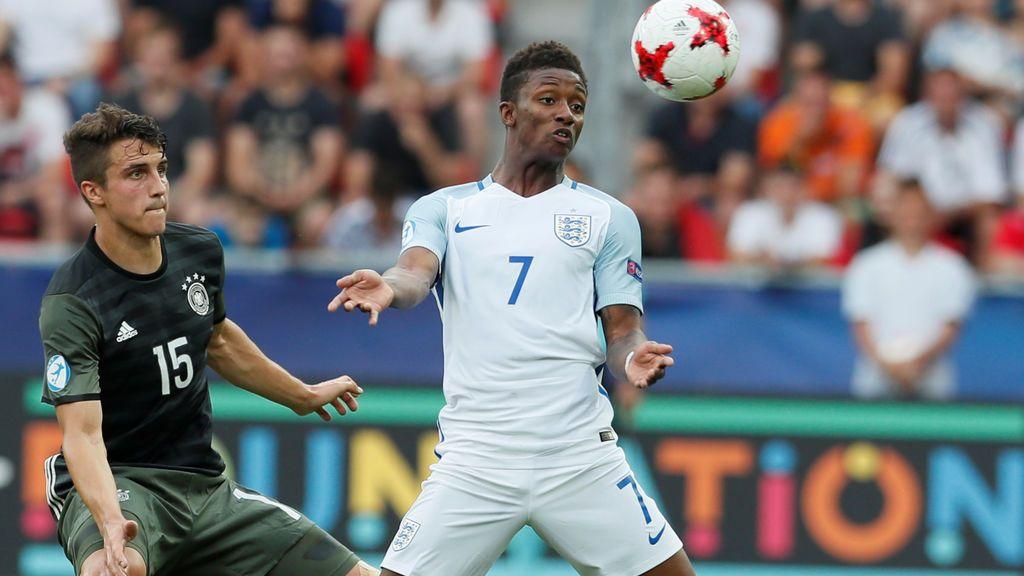 ¡Gol de Gray! El inglés hace justicia y remata sin piedad el empate contra Alemania