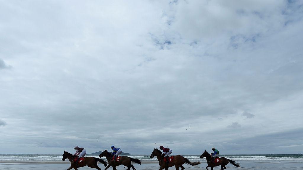 Carreras de caballo en Irlanda