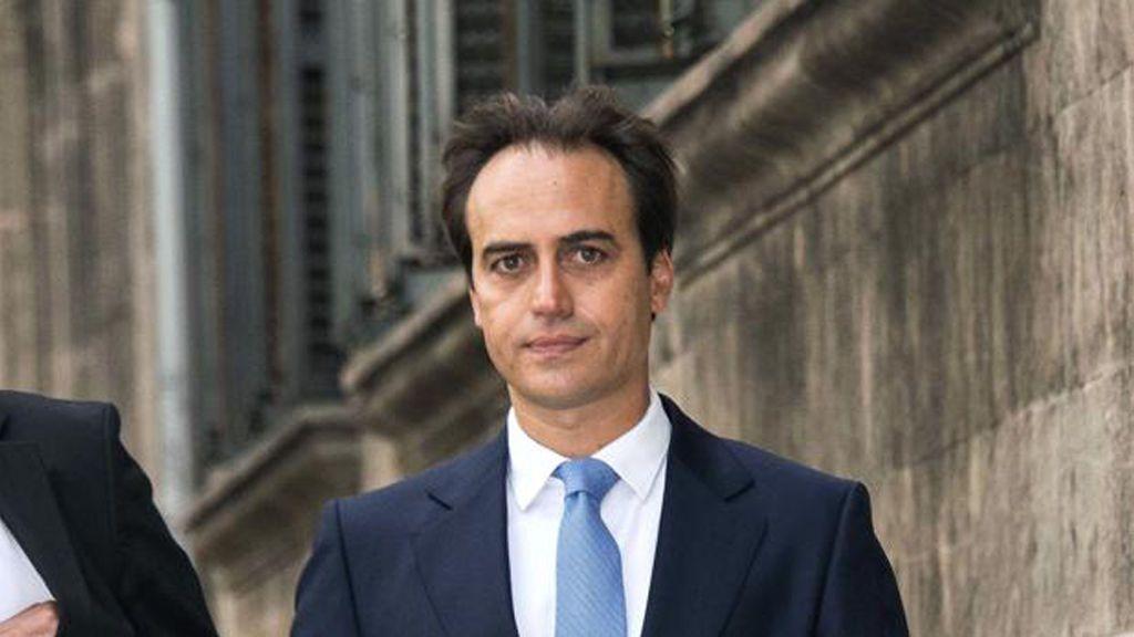Álvaro Gijón se da de baja del PP tras la detención de sus familiares en Baleares