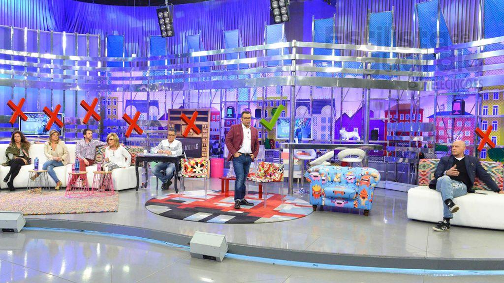 El Backstage de la tele (Parte I)