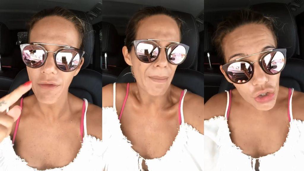 """Tamara Gorro estalla contra Alberto Garzón: """"Estoy hasta las narices"""""""