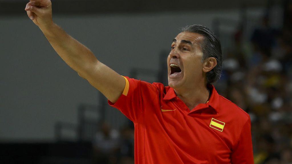 Scariolo da a conocer la lista de España para el Eurobasket 2017