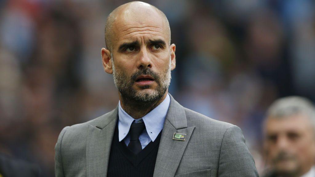 El nuevo look de Pep Guardiola qué te va a sorprender