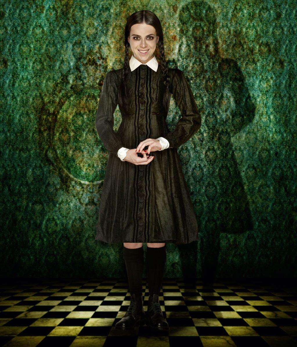 Ya sabemos quién será Miércoles Addams en el musical y tenemos su imagen en exclusiva