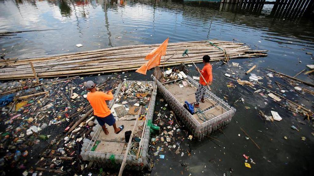 Los efectos de las peores inundaciones en Filipinas