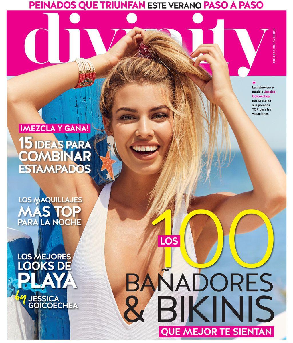 Revista Divinity Julio