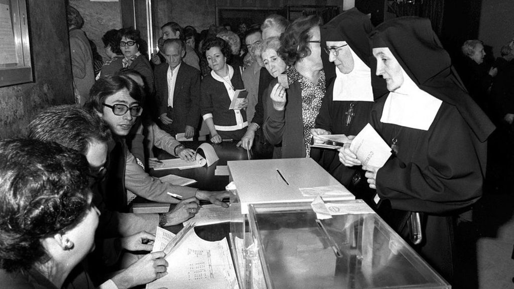 El Congreso celebra los 40 años de las elecciones de 1977, las primeras de la democracia