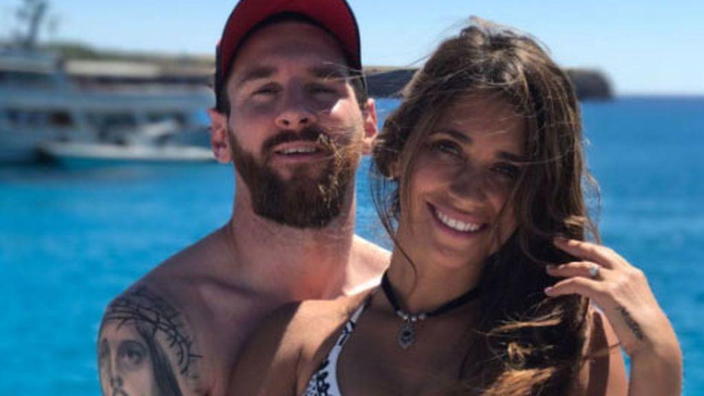 Messi y Antonella piden a los invitados de su boda que donen el dinero de los regalos a la Fundación del futbolista