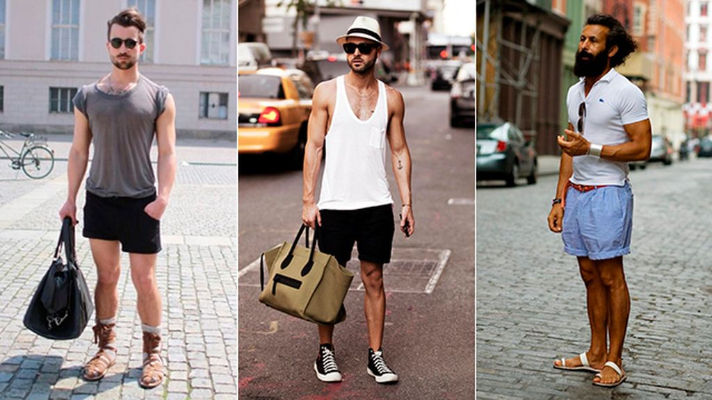 ropa chicos verano