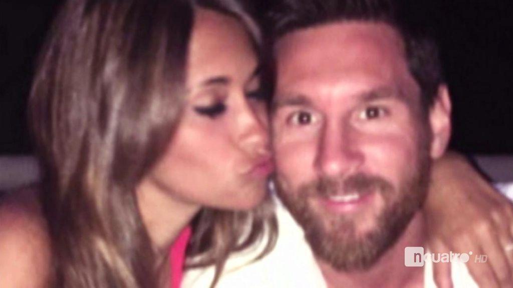 Los detalles de la exclusiva boda de Messi y Antonela: cotillón desde Barcelona y más vigilantes qué invitados