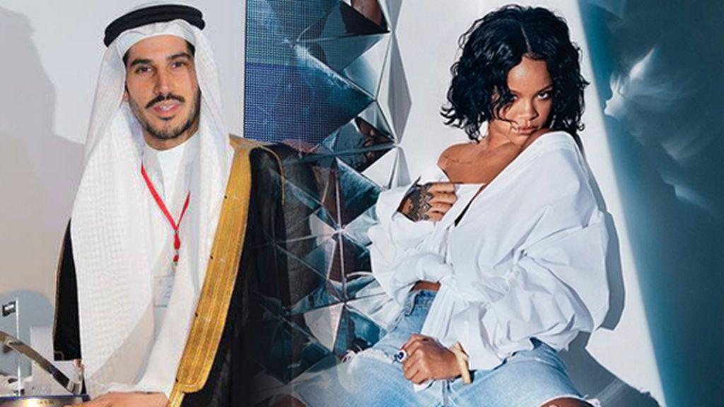 ¿Y cómo es él? Cinco cosas a saber de Hassan Jameel, el ligue veraniego de Rihanna