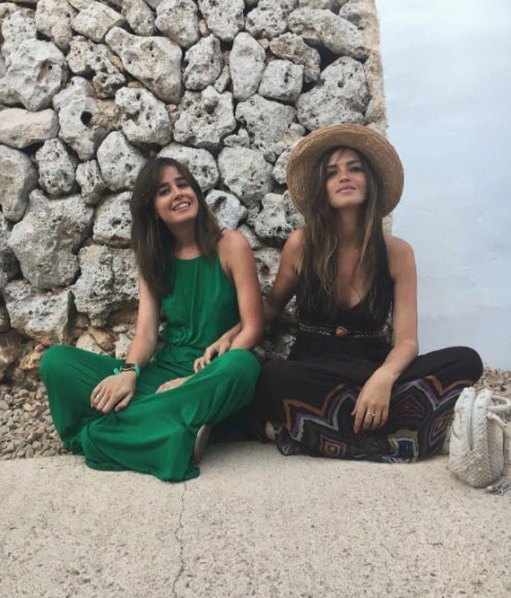 Sara Carbonero e Isabel Jimenez