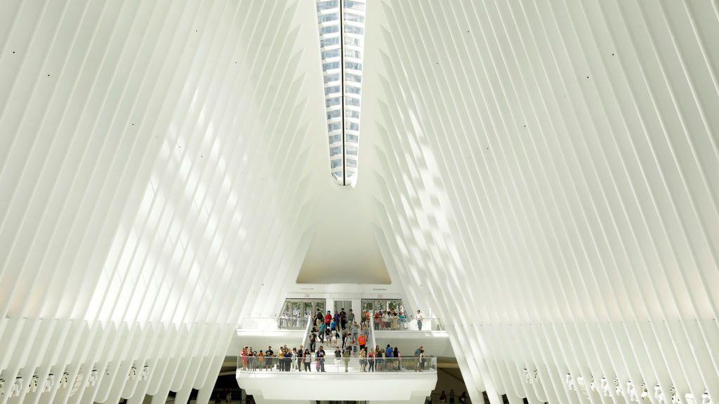 El Centro Mundial de Transporte, por dentro