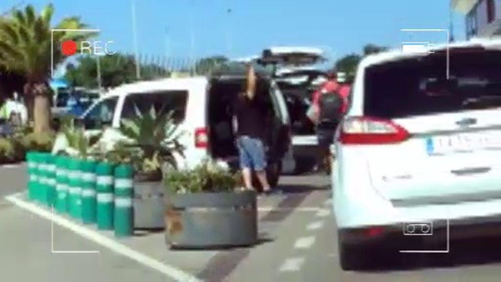 El aeropuerto de Ibiza, el epicentro de los taxis pirata