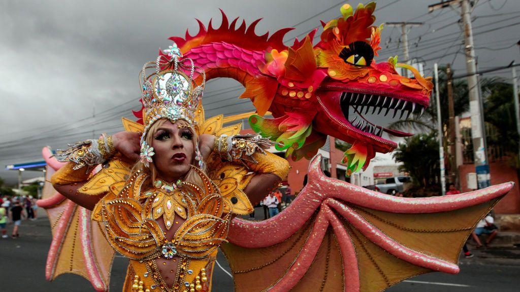 Celebración del Orgullo Gay en Managua, Nicaragua