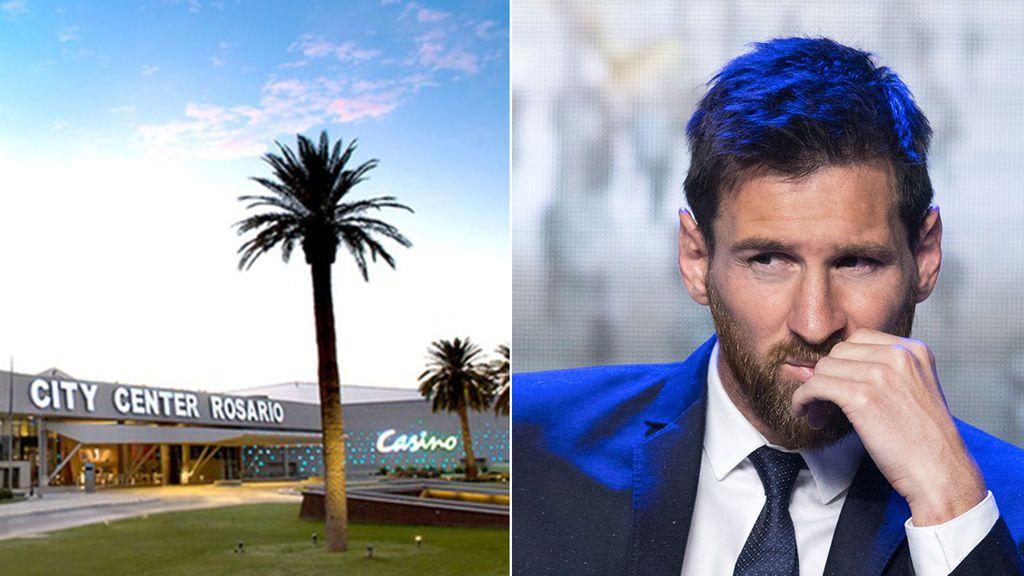 El casino del hotel donde se casarán Messi y Antonella, registrado por blanqueo de capitales