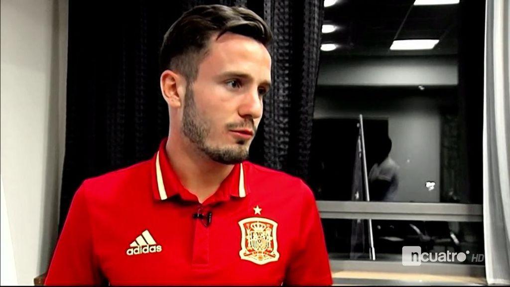 """Saúl tiene claro el resultado de la final del Europeo Sub-21: """"Un 3-0 y dos goles míos"""""""