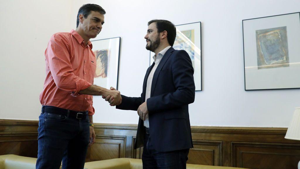 Sánchez se compromete con Unidos Podemos a trabajar en la despenalización de la eutanasia