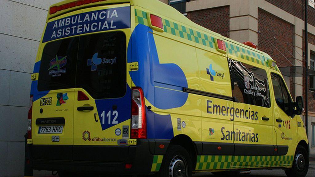 Herido un niño de 7 años al caer desde la ventana de un segundo piso en Valladolid