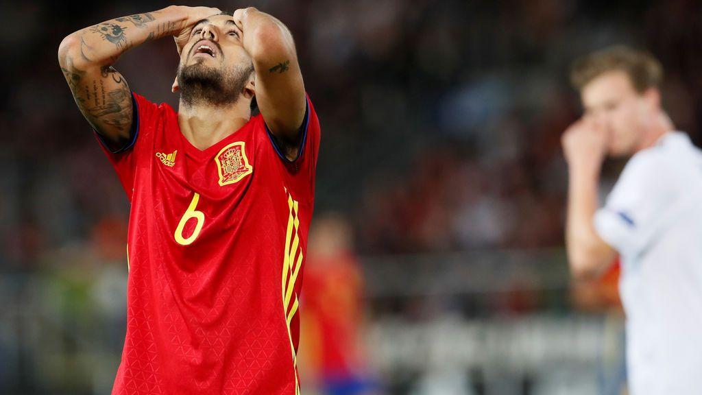 España tuvo el Europeo a tiro: Saúl, Ceballos y Deulofeu pudieron cambiar la historia de la final