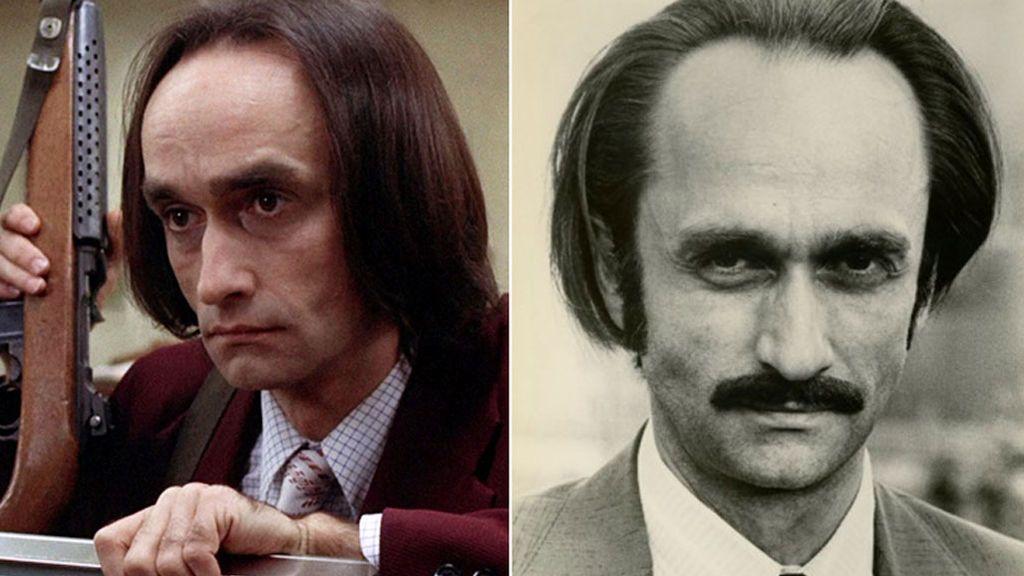 John Cazale, 'Fredo Corleone' de 'El Padrino', murió en 1978 a los 42 años de cáncer de pulmón