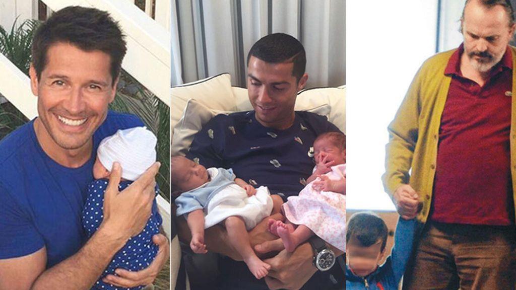 Cristiano Ronaldo y otras cigüeñas subrogadas: los famosos acuden a los vientres de alquiler