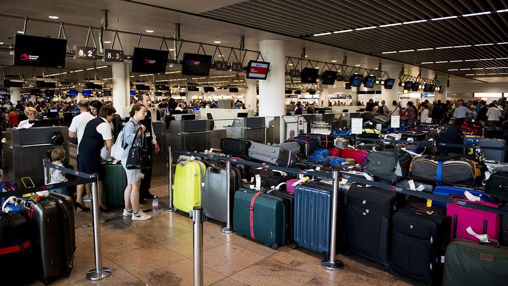 Facturar en el aeropuerto… siempre ocurre algo