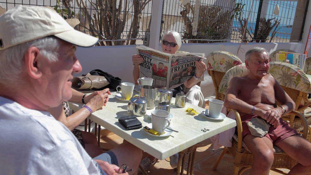 Británicos, ingleses, Mallorca