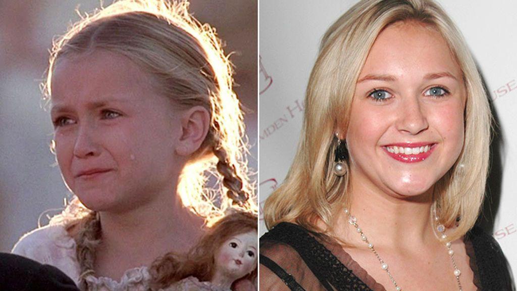 Skye McCole Bartusiak,  la niña de 'El patriota', murió en 2014 de sobredosis