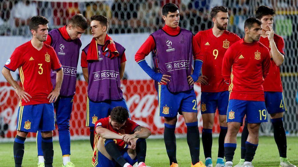 La Sub-21 agradece en redes sociales todo el apoyo recibido pese a no ganar el Europeo